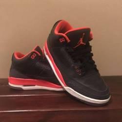 Jordan 3 crimson web