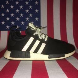 Adidas nmd_r1 black wool