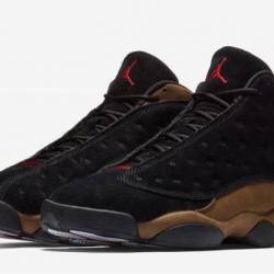 Air jordan 13 black true red-l...