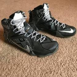 Shop Discount Nike Lebron 12 Portland PE