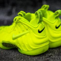 pretty nice 4df9e 115dd discount code for nike foamposite lime grønn 449e5 985e3