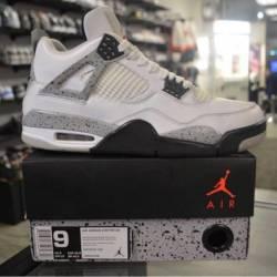 Jordan 4 2016 cement pre owned