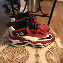 Nike air griffey max 1 red