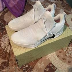 Size 9.5 kobe a.d. nxt white/b...