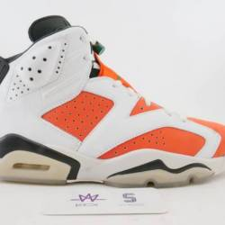 Air jordan 6 retro gatorade sz...