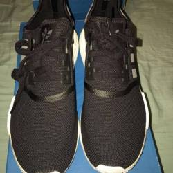 New adidas nmd r1 og black gre...