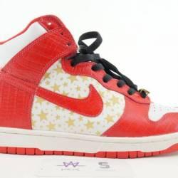 Nike dunk high pro sb supreme ...