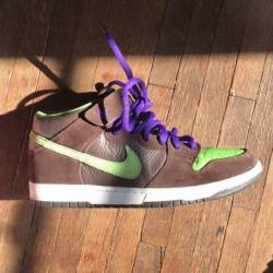 Nike dunk mid sb – donatello...