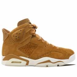 Nike air jordan 6 retro wheat ...