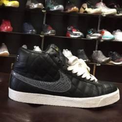Nike sb blazer supreme black 2006