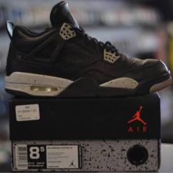 Jordan 4 oreo pre owned size 8.5