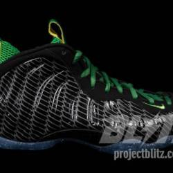 Nike air foamposite one prm uo...