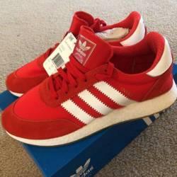 Adidas iniki runner red