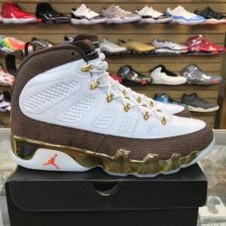 "Air jordan 9 retro ""carmelo an..."
