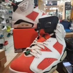 Nike air jordan 6 retro gatora...