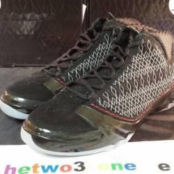Nike air jordan xx3 sz 11 blac...