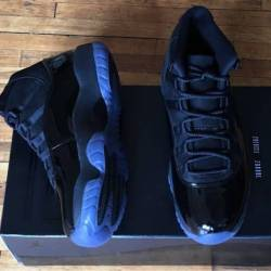 Air jordan 11 cap and gown