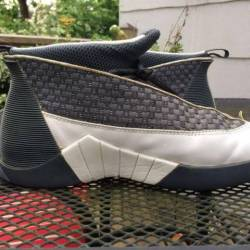 Air jordan 15 flint grey og 19...