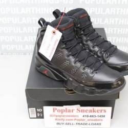Nike air jordan retro 9 bred b...