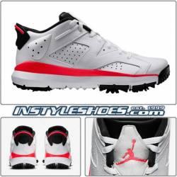 Nike air jordan 6 vi low golf ...