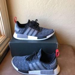 Adidas nmd r1 glitch camo core...