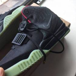 Air yeezy 2 nrg solar red