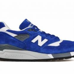 Sale new balance 998 blue sued...