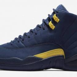 Air jordan 12 michigan **pre o...