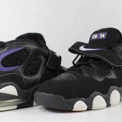 Nike air cb 34 godzilla black ...