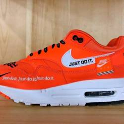 Nike air max 1 lx just do it t...