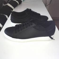 Yark sneakers black bono