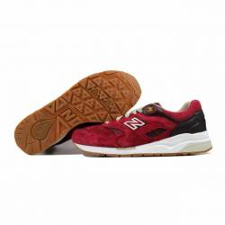 New balance 1600 red maroon ba...