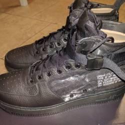 Nike air force 1 sf mid qs spe...