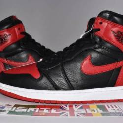 Nike air jordan 1 retro homage...