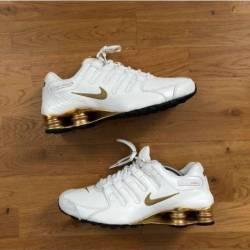 Nike shox nz pa — ds size 10
