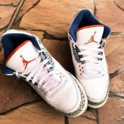 "Jordan retro 3 ""true blue"""