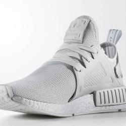 Men adidas nmd_xr1 grey silver...