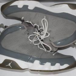 Air jordan 9 retro 'cool grey'