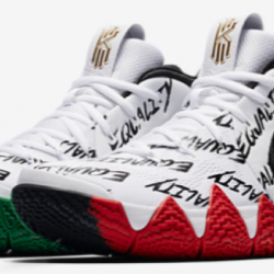 Authentic nike kyrie 4 bhm ao3...