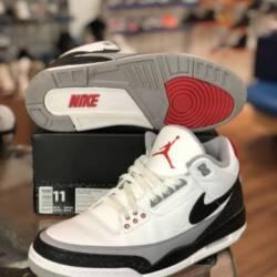 Nike air jordan iii 3 retro nr...