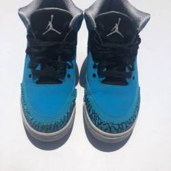 "Jordan 3 ""powder blue"""