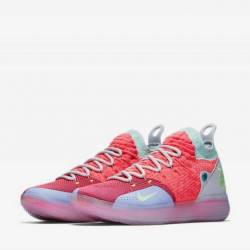 Nike kd 11 eybl peach jam w re...