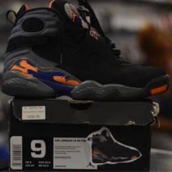 Jordan 8 phoenix pre owned men...