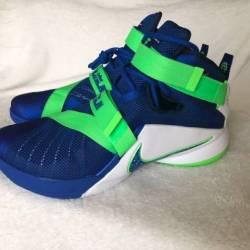 Nike zoom soldier lebron ix 9