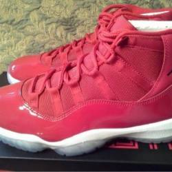 Gym red 11s