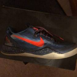 Nike kobe 8 blitz blue