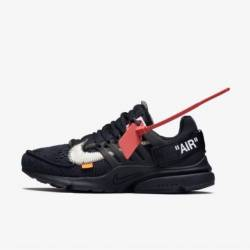 Off-white x nike air presto bl...