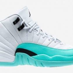 Gs nike air jordan 12 light aq...