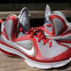 Nike lebron ix ohio state, gre...