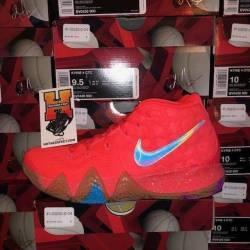 Nike kyrie 4 lucky charms bv04...